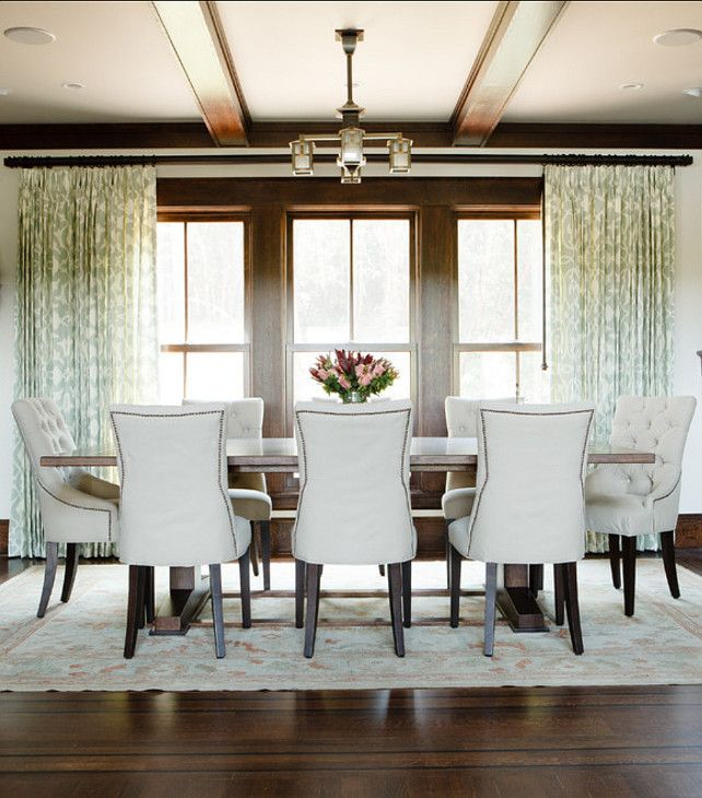 82 best dining rooms images on pinterest kitchen dining for Casual dining room decorating ideas