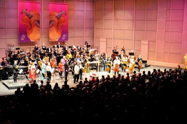 Regina Symphony Orchestra - #Saskatchewan