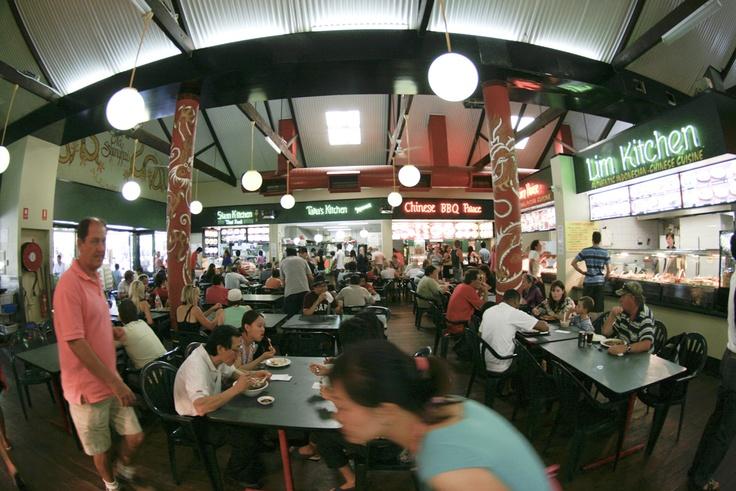 Old Shanghai Food Court, Northbridge, Western Australia
