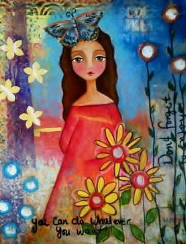 Isa /Ana Ferrer Art