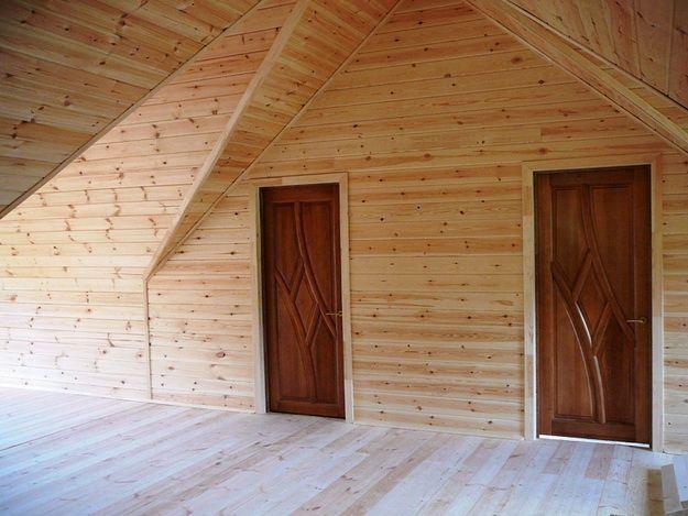 Чем отделать деревянный дом внутри – лучшие варианты внутренней отделки деревянного дома 5