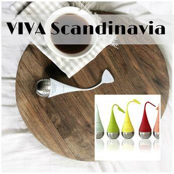 Przyjemne dla oka i bardzo praktyczne. Zaparzcze VIVA SCANDINAVIA.  http://homeandfood.eu/zaparzacze