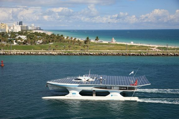 turanor planetsolar mega yacht - photo #21