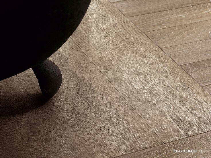 Keramisch hout met structuurlook en met echt structuur. In verschillende maten en kleuren.