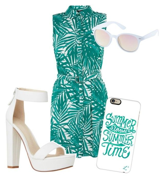 """Tropical Vibes"" by andreea-sydney on Polyvore"