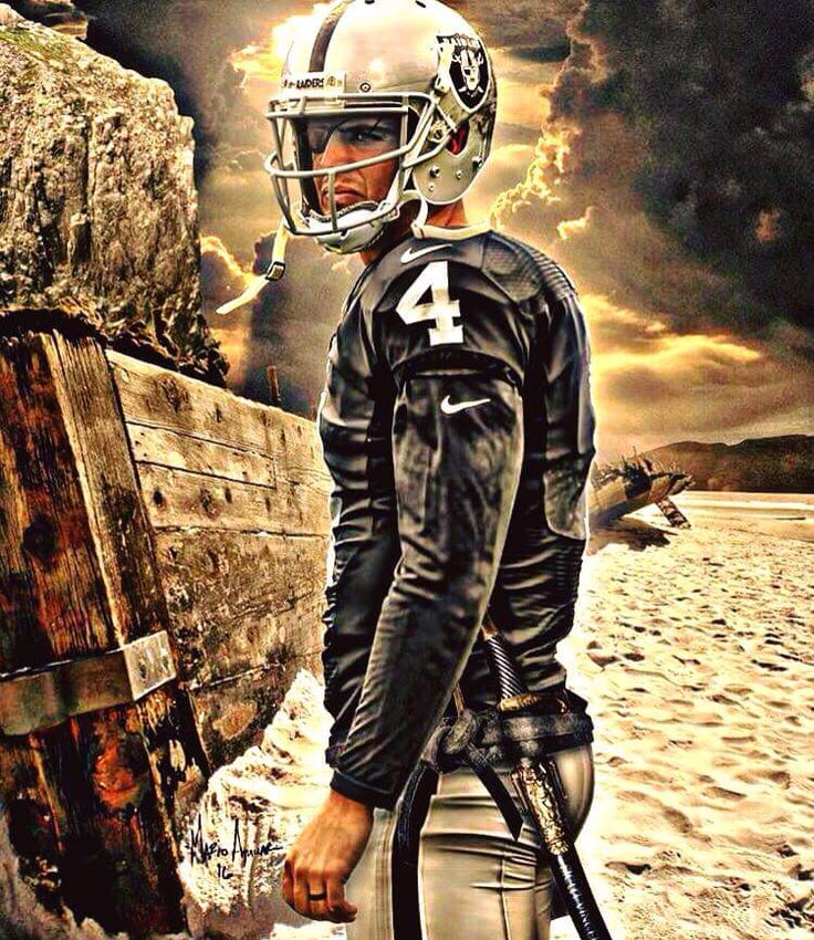 Yes there are quarter backs that are great... but .. RAIDERNATION , we have great and SPECIAL in Carr!!!