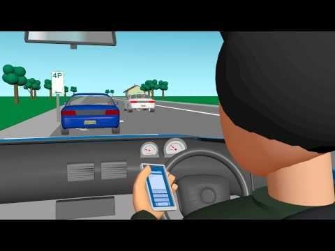 Road rules: mobile phones