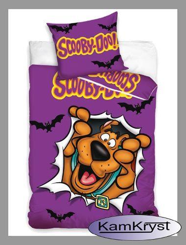 Pościel ze Scooby-Doo ulubieńcem wielu małych kinomaniaków