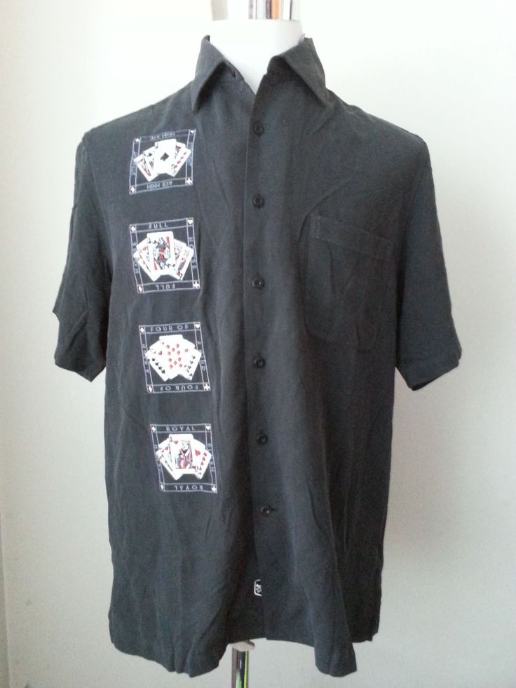 #men cloth ebay Nat Nast Luxury Original Men silk shirt size M Hawaiian Style New withing our EBAY store at  http://stores.ebay.com/esquirestore