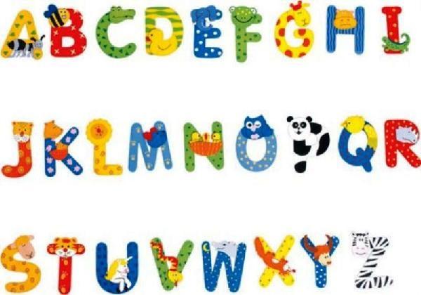 Zoo Alphabet In 2020 Animal Alphabet Letters Animal Alphabet Lettering Alphabet