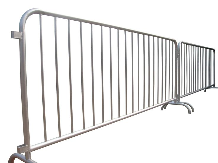 Hot Dipped Galvanized Crowd Control Barriers for event for hire and sale Made in China Top Fence Co.Ltd