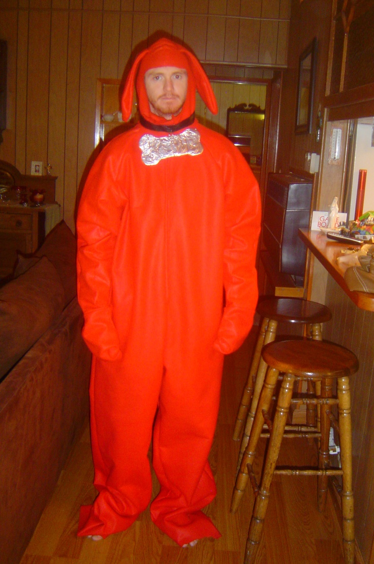 clifford the big red dog halloween costume - Clifford The Big Red Dog Halloween Costume