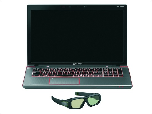 Мощният геймърски лаптоп Toshiba Qosmio X870 3D вече е наличен в България. Моделът е създаден за взискателните геймъри, на които ще осигури впечатляващо преживяване по време на игра, отлично качество на картината и забележителен звук.