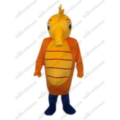 Cheval de mer Mascotte Adulte Costume déguisement ...
