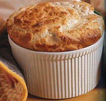 Gruyere and Parmesan Cheese Souffle         Gruyère and Parmesan Cheese Soufflé Recipe  at Epicurious.com