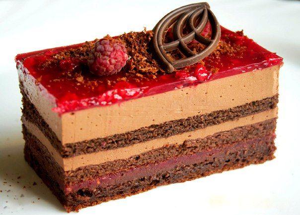 малиново-шоколадный