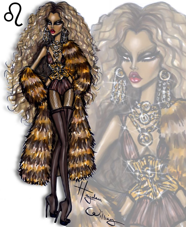 'Seeing Signs' by Hayden Williams #Leo looks a lot like those monster high dolls tho...