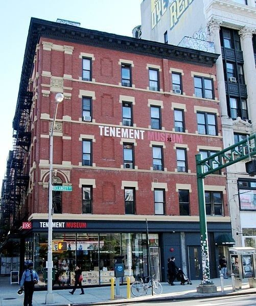 Approach NYC's history from a new angle at the Tenement Museum.