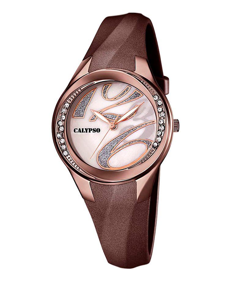Ρολόι CALYPSO Ladies Crystal 5598-B