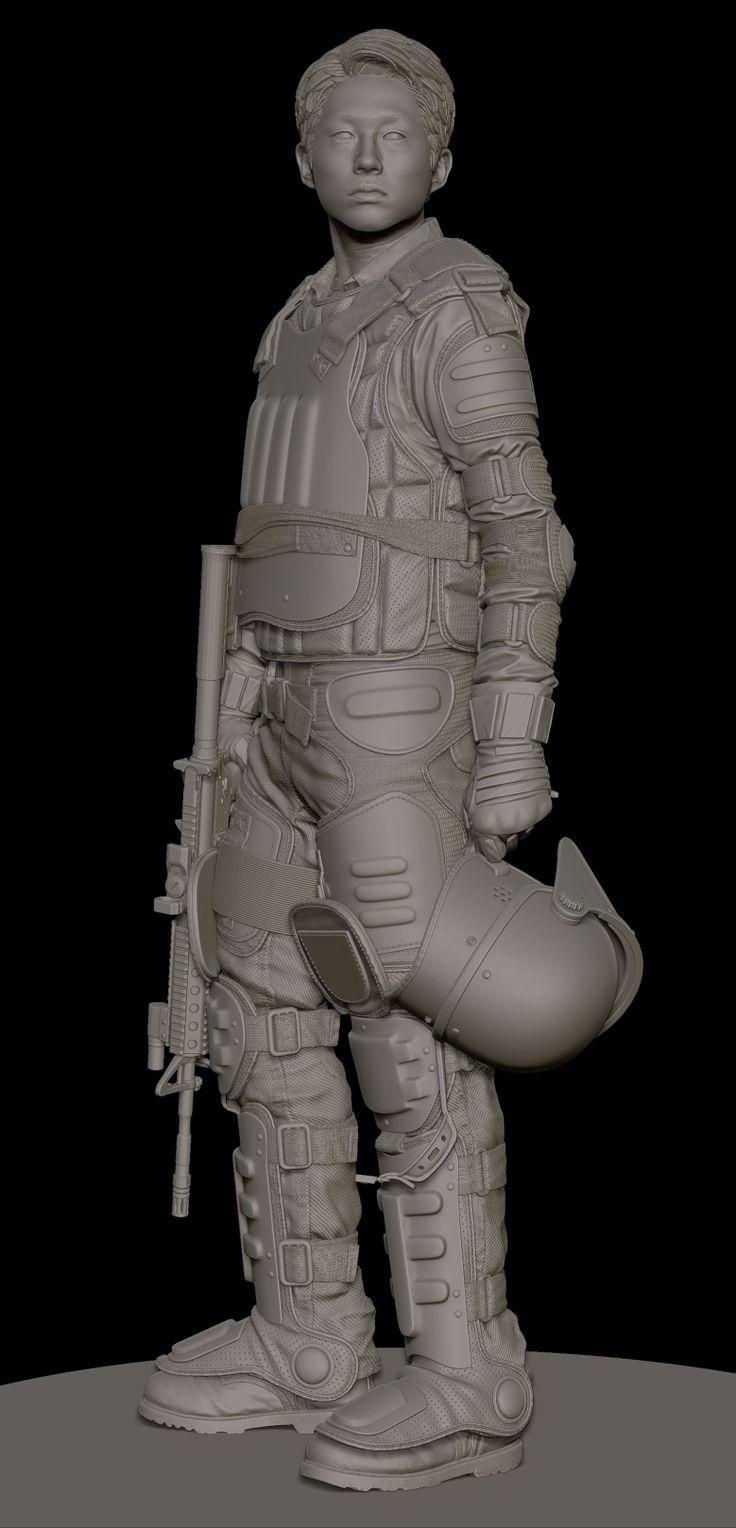Will Harbottle - Digital Sculpt Thread - Page 20