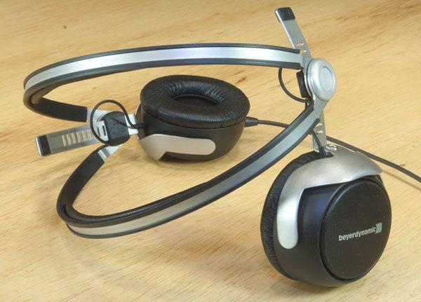 Beyerdynamic DT1350 closed supra aural headphones