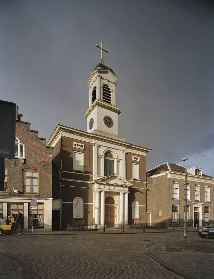 R.K. Kerk van St. PetrusBanden in Rotterdam | Monument - Rijksmonumenten.nl