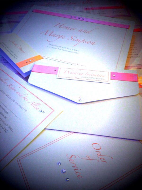 The 25+ best Bespoke wedding invitations ideas on Pinterest ...