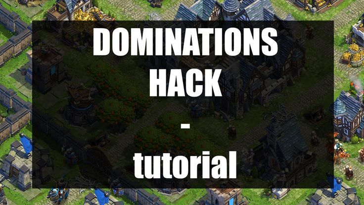 #dominations #hack #cheats