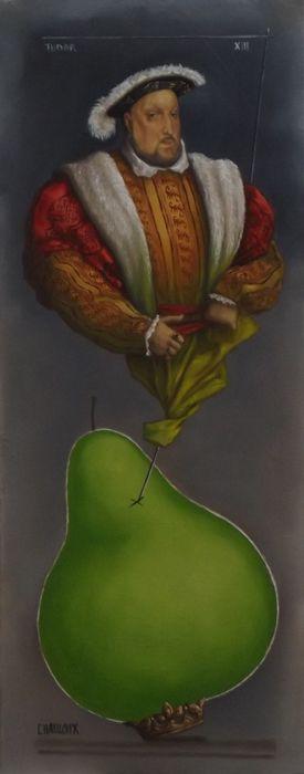 Catherine Chauloux   -   L'Henri poire