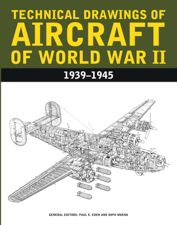 With the aid of 116 extraordinarily detailed and accurate line drawings illustrating the interior fittings and fixtures, Technical Drawings of Aircraft of World War II shows how a wide selection of classic military aircraft were constructed. From the Messerschmitt Bf109k-4 to the North American B-25 Mitchell, the book is an invaluable reference guide for anyone interested in how classic aircraft worked, or modellers looking for an accurate reference.