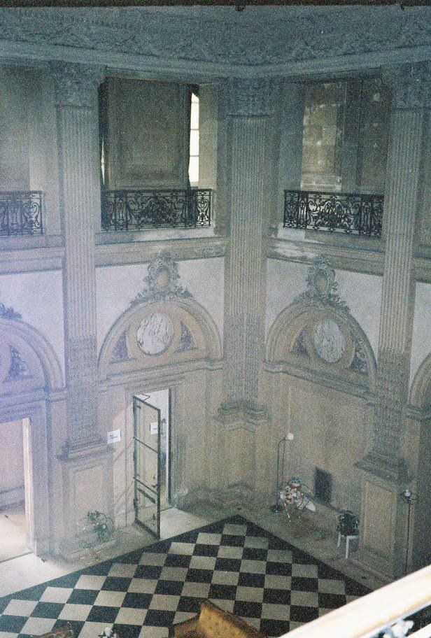 Lynnewood Hall Entry Hall Pic From Saving Lynnewood Hall Group Lynnewood Hall Pinterest