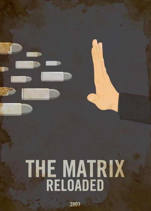 The Matrix Reloaded (Andy e Larry Wachowski, 2003)