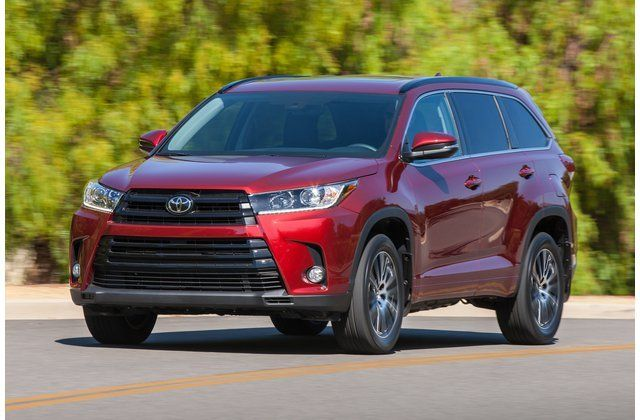 Best Suv Deals Incentives In February 2021 New Cars Toyota Highlander Best Suv
