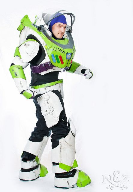 Costumes by Personality -- ESTJ Buzz Lightyear (Toy Story) #Halloween