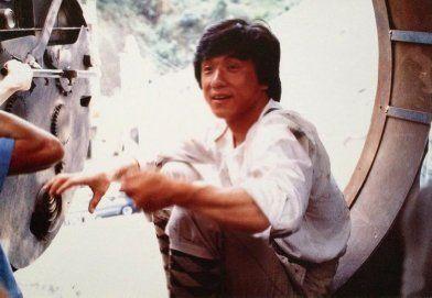 Jackie Chan in 'A' gai wak (1983)