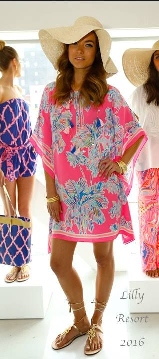 Lilly Pulitzer Resort 2016                                                                                                                                                      More