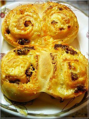 Limara péksége: Kolbászos csiga