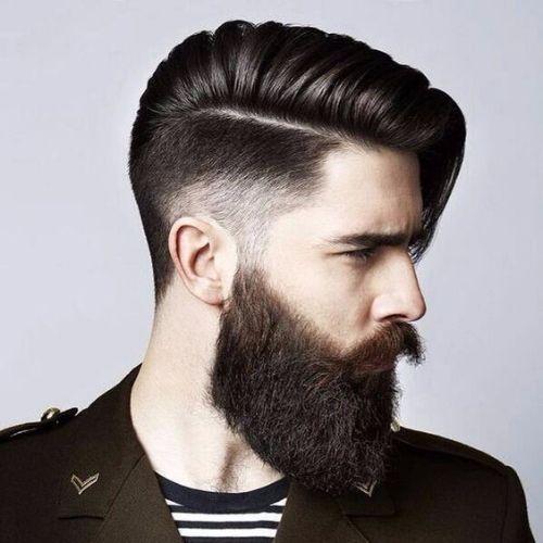 50 Peinados Con Estilo Sobre Peinados Para Hombres Hombres Peinados