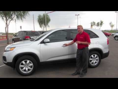 2012 Kia Sorento - Salazar Kia is proud to be the select Phoenix, Arizona area Kia dealer. Located in Avondale, we provide Kia vehicles, top-of-the-line service, and Kia parts to Phoenix, Avondale, and all surrounding cities, including Buckeye, Goodyear, Glendale, and Peoria. Our dealership carries a large inventory of new, used, and certified Kia cars, crossovers, and vans. Se Habla Español.