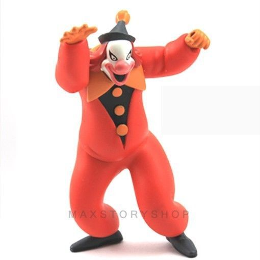 scooby doo ghost clown 6 inches action figure l609