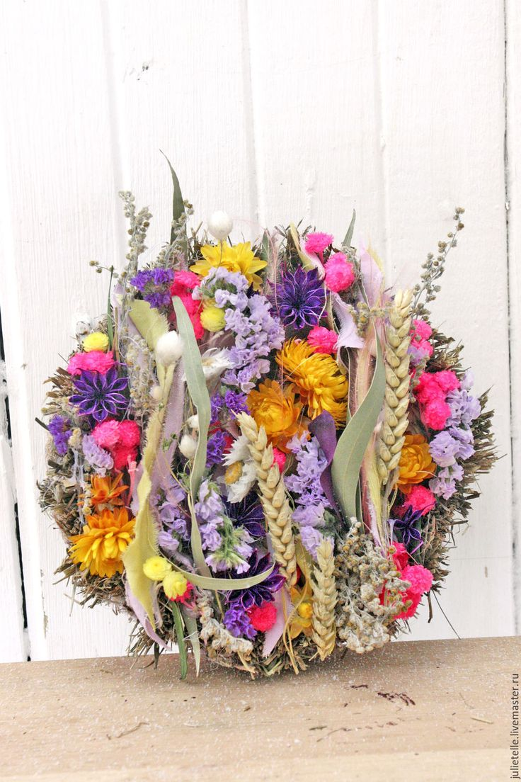 Купить Интерьерная композиция - фиолетовый, летняя композиция, летний декор, декор дома, композиция для дома