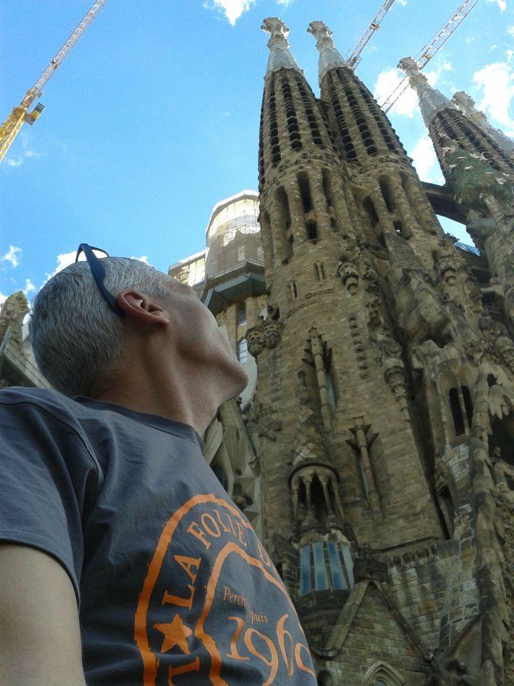La Sagrada Familia, Barcelona  Awesome!
