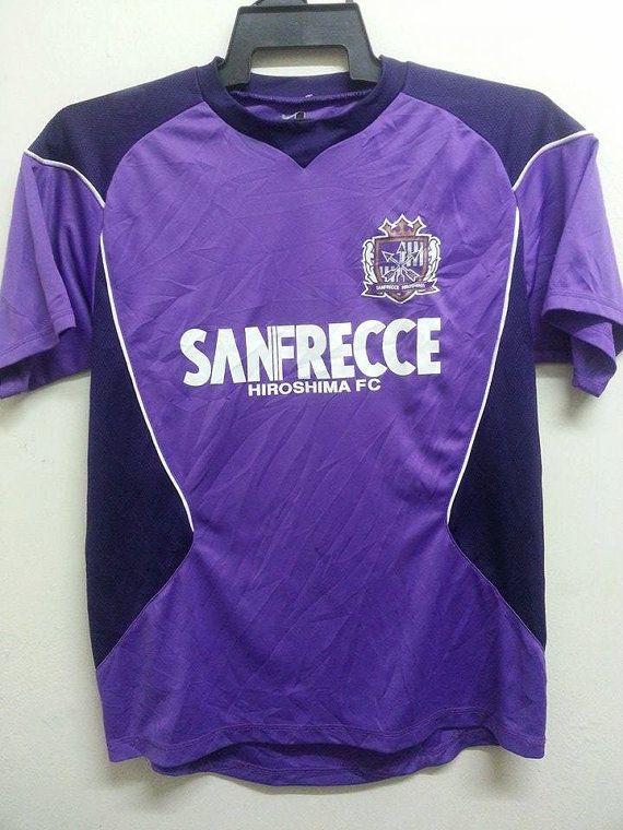 SALE Sanfrecce Hiroshima 11 Hisato Fc J-League by SuzzaneVintage