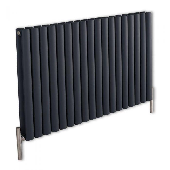 Radiateur Aluminium Design Anthracite Vitality Air 60 X 107cm 2067 Watts Radiateur Design Radiateur Cloison