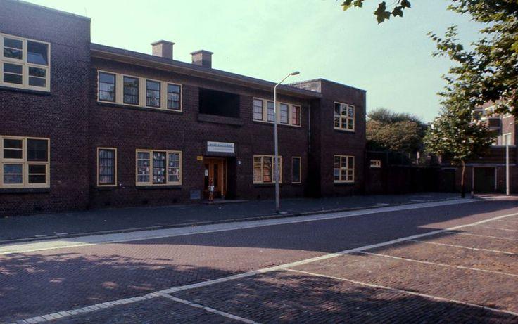 Montessorie kleuterschool  (foto-Mijtenstraat 1977)