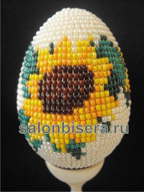 Пасхальные яйца из бисера: схемы плетения с подробными фото для начинающих