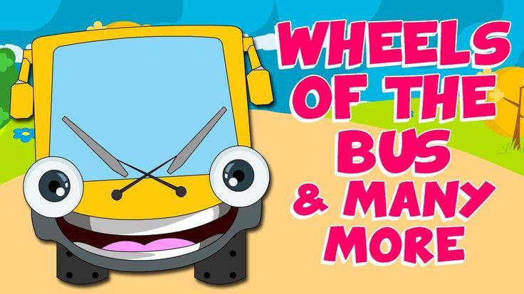 "Nursery Rhymes 1 - ""Wheels On The Bus"" ""Baa Baa Black Sheep"" ""Mary Had a Little Lamb"" ""Five Little Ducks"" ""Jack & Jill"" ""Row Row Your Boat"" ""Humpty Dumpty"" ""Five Little Monkeys"" ""Incy Wincy Spider"" and ""Old MacDonald Had a Farm"""