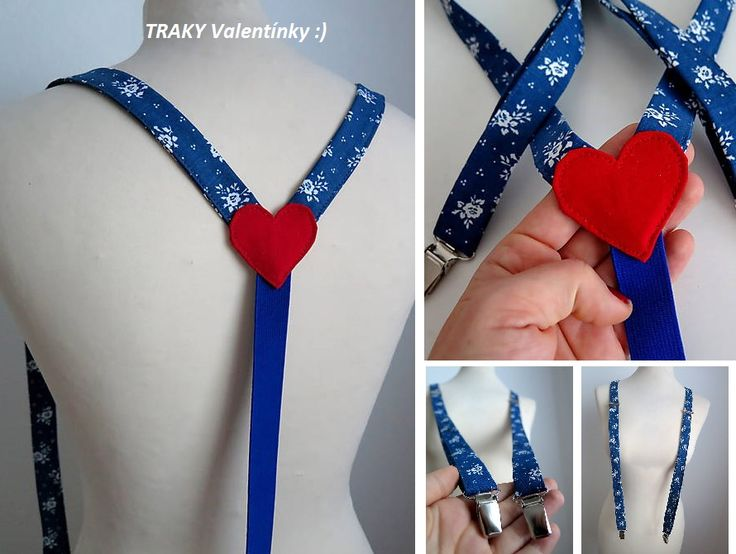 traky Valentínky/ braces in love:D