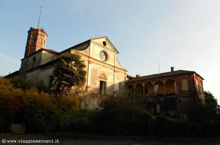 Luoghi di Quintino Sella, monastero di San Gerolamo http://www.viaggiaescopri.it/luoghi-di-quintino-sella-touring-club/