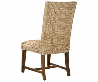 Seagrass Dining Chair Beach House Pinterest